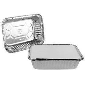 Embalagem Em Aluminio Tamanho 14x10 240ml 1000 Unidades