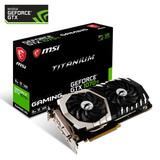 Nvidia Geforce Gtx 1070 Ti Msi Titanium 8gb