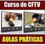 Curso De Cftv + Eletricista Predial 9 Dvds Frete Grátis