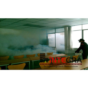 Servicio Profesional De Fumigación