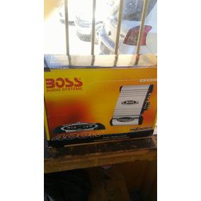 Amplificador Planta De 400w Boss Nueva Ch350