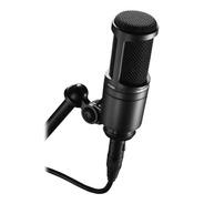 Audio Technica At2020 Micrófono Condenser Cardiode Estudio