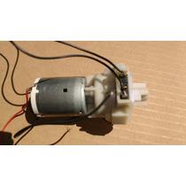 Motor Con Reductor De Velocidad 12 Vdc 600 Ma