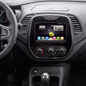 Central Multimidia Original Renault Captur Android