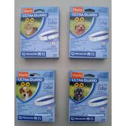 Paquete Con 10 Collares Antipulgas Para Perro Y Gato Hartz
