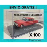Tapa Acrilica Colecciones 1/43 Salvat - X100 Unidades
