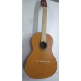 Guitarra Acústica Marca: Mestiza, Con Funda Blanda