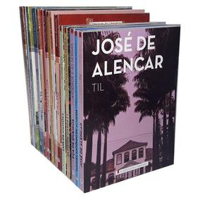 Clássicos Da Literatura Kit 16 Livros + Complemento Enem