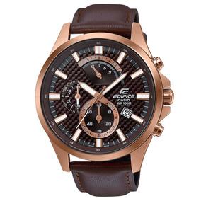 Relógio Casio Edifice Analógico Masculino Cronógrafo Efv-530