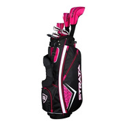 Set Completo Strata By Callaway 11pcs Lady       Golf Center
