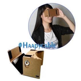 Nueva Realidad Virtual Vr 3d Diy Valencia Cartón Caja De...