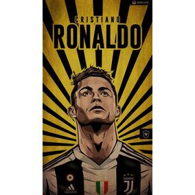 Campera Cristiano Ronaldo - Decoración para el Hogar en Mercado ... cdc4b27651373