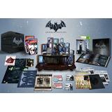 Batman Arkham Origins - Edição De Colecionador Ps3 Raríssimo