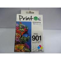 Cartucho 901c Printon
