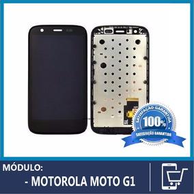 Modulo Frontal Moto G1 Motorola (frete Grátis)