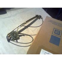 Maquina Levantador Vidros Manual, Monza 84/95 Direito 2 Port
