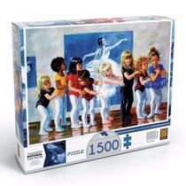 Novo Lacrado Quebra-cabeça Puzzle Grow 1500 Peças Bailarinas