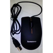 Mouse Lenovo M20 Optico Usb Pc Escritorio Laptop Computadora