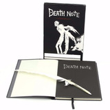 Libro Death Note Replica + Pluma Lapicera - Anime