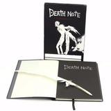 Libro Death Note Replica + Pluma Lapicera - Anime Zona Sur