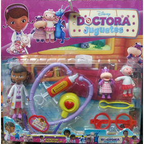 Play Set Dra. Juguetes Para Jugar Y Coleccionar!!!