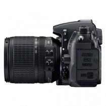 Cámara Digital Nikon D-7000 Kit 18x105 16.2mp