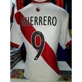 Camiseta De Peru,paolo Guerrero! 2017-consulte