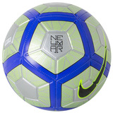 be345506af Bola Nike Campo Strike Neymar - Cor  Prata azul - Tamanho  5