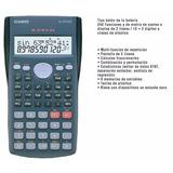 Calculadora Científica Casio Original Fx-350ms 240 Funciones
