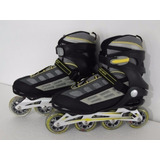 Patins Roller Profissional Abec7 Chassi Alumínio Masculino