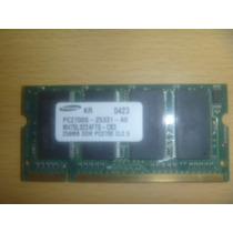 Memoria Ram Ddr1 De 256 Mb