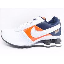 Tênis Nike Shox Infantil 4 Molas Leve Antes Que Acabe.