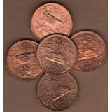Moneda Veinte Centavos Pirámide 1973 Nuevo Sin Circular C3