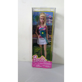 Barbie Tenista Serie Quiero Ser