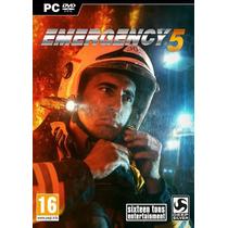 Emergency 4 + Emergency 5 Simulador Bombeiros Para Pc