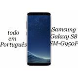 Manuais E Esquemas Elétricos Em Português - Samsung S8.