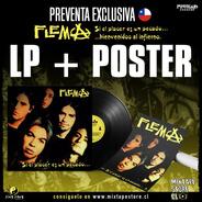 Preventa | Flema 'si El Placer Es Un Pecado' Lp+póster