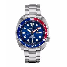 Relógio De Mergulho Seiko Padi Turtle Srpa21b1 Automático