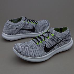 Zapatillas Nike Free Rn Motion Flyknit, Originales Y Nuevas!