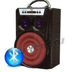 Caixa Caixinha Som Portátil Bluetooth Mp3 Usb Cartão Fm A31
