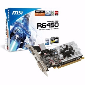 Placa De Video Msi R6450-md1gd3/lp. Tucuman