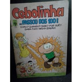 Cebolinha N°101 - Editora Abril - 1981