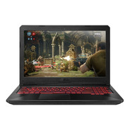 Notebook Asus Gamer Tuf I5 8300h 256gb Ssd 8gb Fhd Gtx1050
