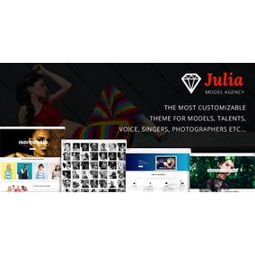 Julia V1.6.8 Talent Management Wordpress Theme