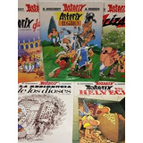 Coleccion Asterix - Planeta Y Zorzal - Precio Unitario