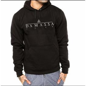 Moletom Damassaclan Dmc Rap Nacional Desconto Especial Top! db81259a975