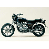 Kawasaki Z Kz 550 650 750 900 1100 Kit Carburador Año Modelo
