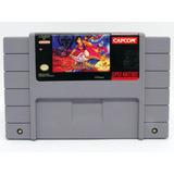 Super Nintendo Aladdin Completamente Original Casi Nuevo!