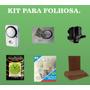 Kit Para Hidroponia Caseira Para O Cultivo De Folhosas