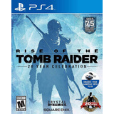 Rise Of The Tomb Raider Ps4 Cd Fisico Compatible Vr !!!